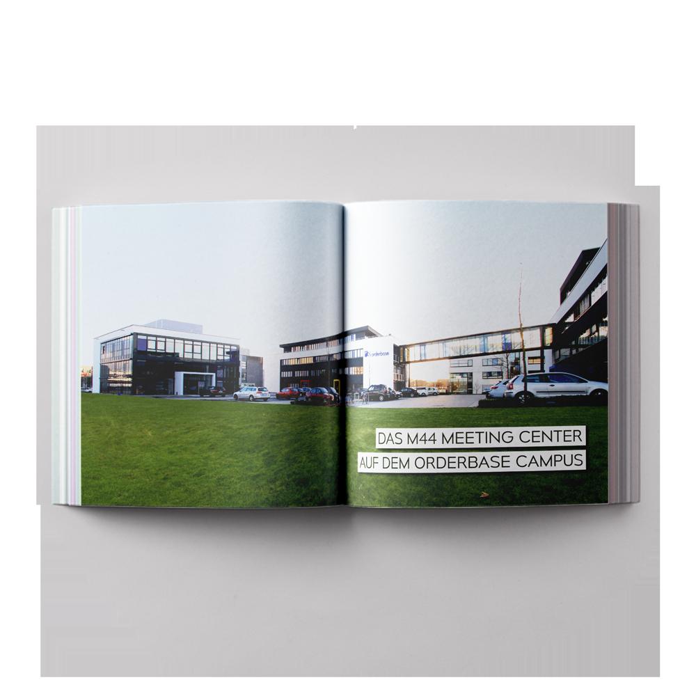 Calcanto Werbeagentur Referenz M44 Broschüre