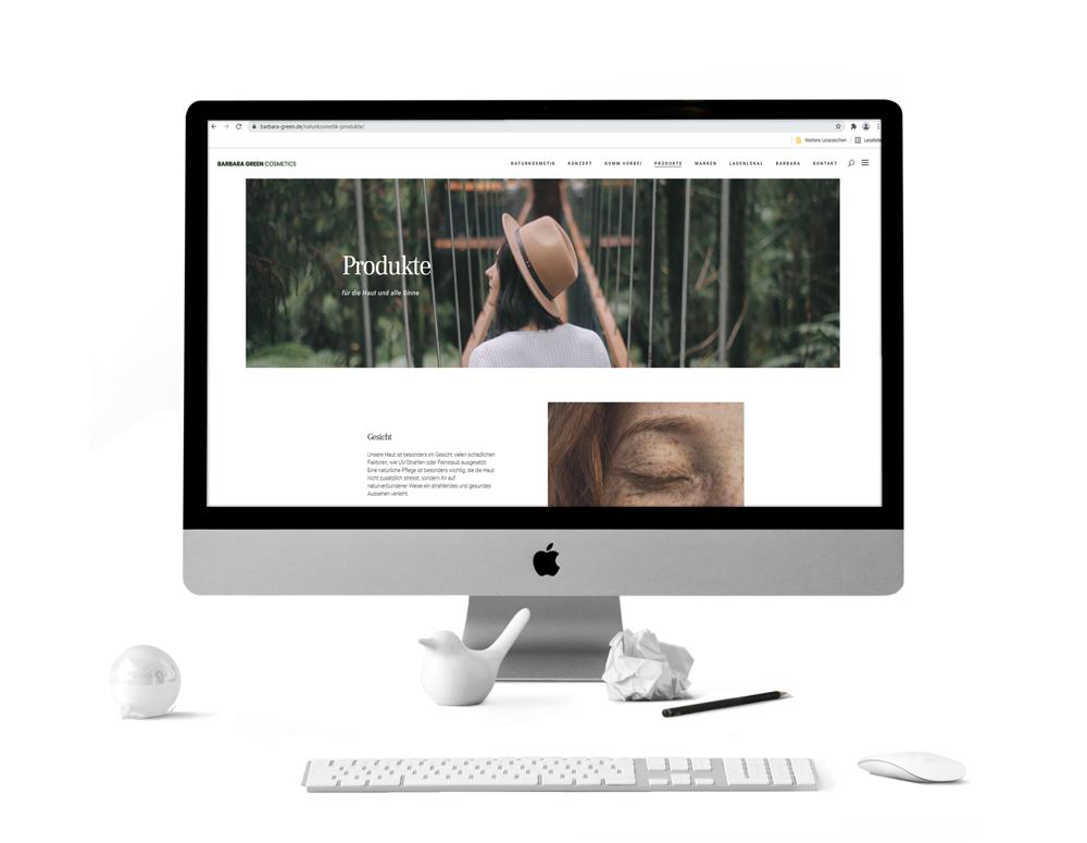 Calcanto Werbeagentur Leistungen Web